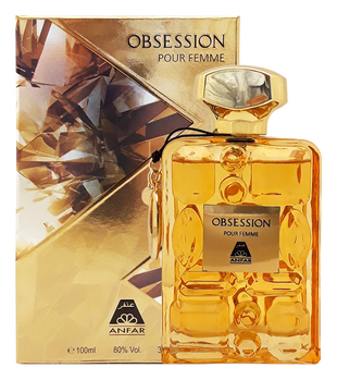 Oudh Al Anfar Obsession (фото, вид 1)