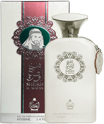 Al Attaar Sheikh Al Watan White (фото, вид 1)