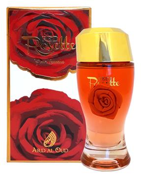 Ard Al Oud Red Rosette (фото, вид 1)