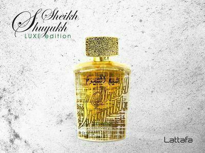 Lattafa Sheikh Shuyukh Luxe Edition (фото, вид 2)