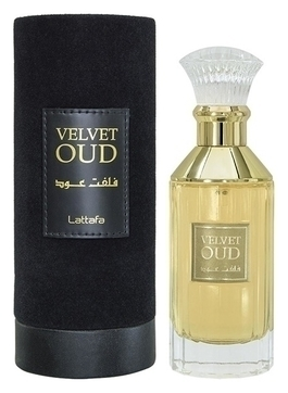 Lattafa Velvet Oud (фото, вид 1)