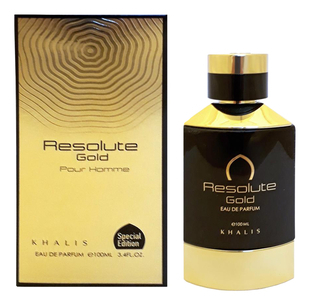 Khalis Resolute Gold (French Collection) (фото, вид 1)