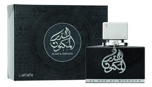 Lattafa Al Dur Al Maknoon Silver (фото, вид 1)