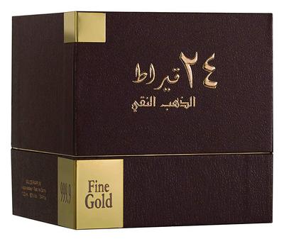 Lattafa 24 Carat Pure Gold (фото, вид 1)