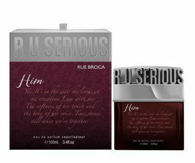 Rue Broca R U Serious Him (фото, вид 1)