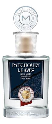Monotheme Patchouli Leaves (фото, вид 1)
