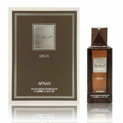 Afnan Modest Pour Homme Deux (Сдержанный) (фото)
