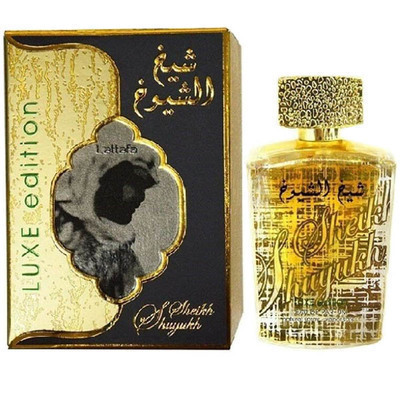 Lattafa Sheikh Shuyukh Luxe Edition (фото)