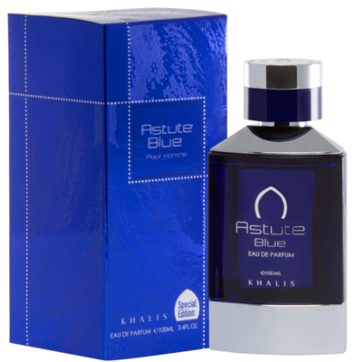 Khalis Astute Blue (French Collection)
