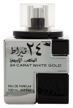 Lattafa 24 Carat White Gold (фото)