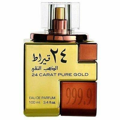Lattafa 24 Carat Pure Gold (фото)