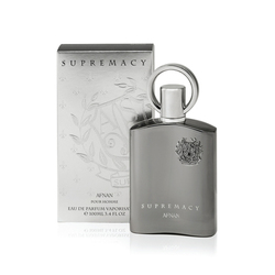 Afnan Supremacy Silver Pour Homme