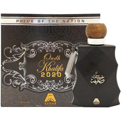 Oudh Al Anfar Oudh Khalifa 2020 Black